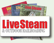 Live Steam & Outdoor Railroading