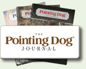 The Pointing Dog Journal