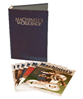 Binder for Machinist's Workshop Magazines