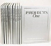 Projects Book Set - Books 3,4,5,6,7,8,9,10