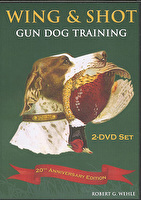 Wing & Shot Gun Dog Training - DVD