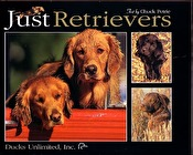Just Retrievers - Coffee Table Book