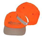 Hat - Blaze Orange with Khaki Visor