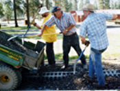 Laying Track at Train Mountain DVD