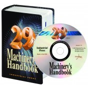 Machinery's Handbook - CD-Rom
