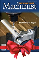 Home Shop Machinist Gift Subscription