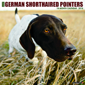 Calendar - Just German Shorthaired Pointers 2018