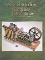 Rudy's Model Stirling Engines - Plan Sets from the Past