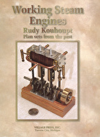 Rudy's Working Steam Engines - Plan Sets from the Past