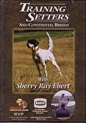 Training Setters & Continental Breeds DVD