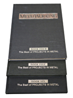 MetalWorking Set - Books 4-6