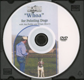 Whoa for Pointing Dogs DVD