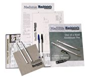 One of a Kind Aluminum Pen Project Kit