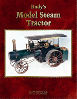Rudy's Model Steam Tractor