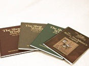 The Shop Wisdom of Rudy Kouhoupt Book Set - 4 Books