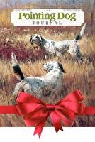 Pointing Dog Journal Gift Subscription