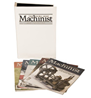 Binder for The Home Shop Machinist Magazines