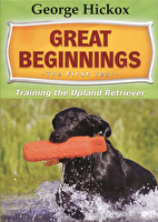 Great Beginnings 1st Year Training Upland Retriever